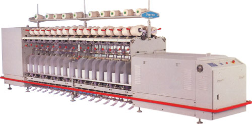 Prerna Sapru Spun TFO, Spun TFO, TWO FOR ONE TWISTER, TWO FOR ONE TWISTER Fully Computerized machine, textile machinery